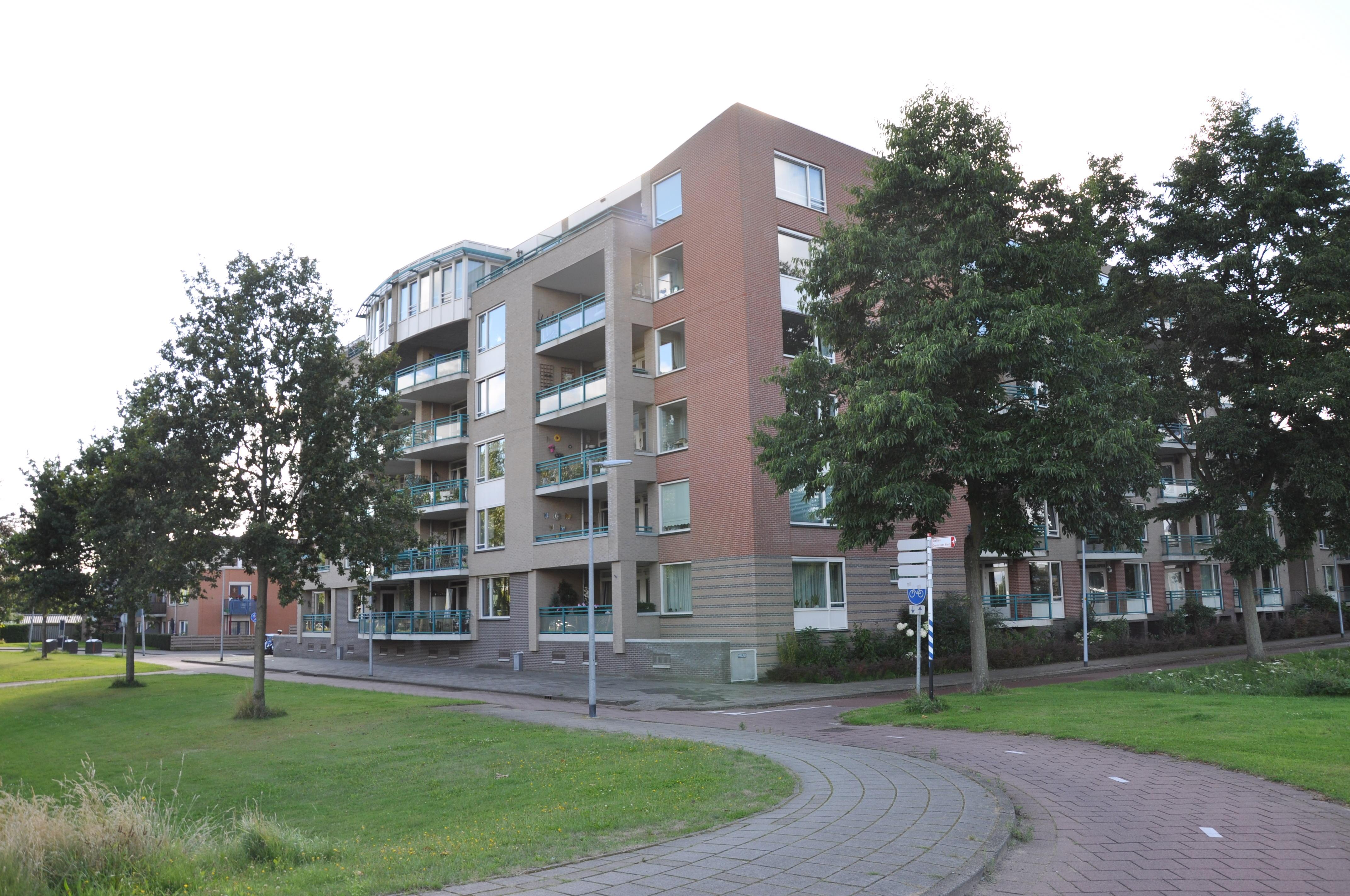 Irene Vorrinkstraat, Hoofddorp