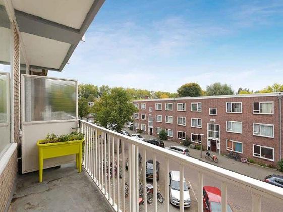 Max Planckstraat, Amsterdam