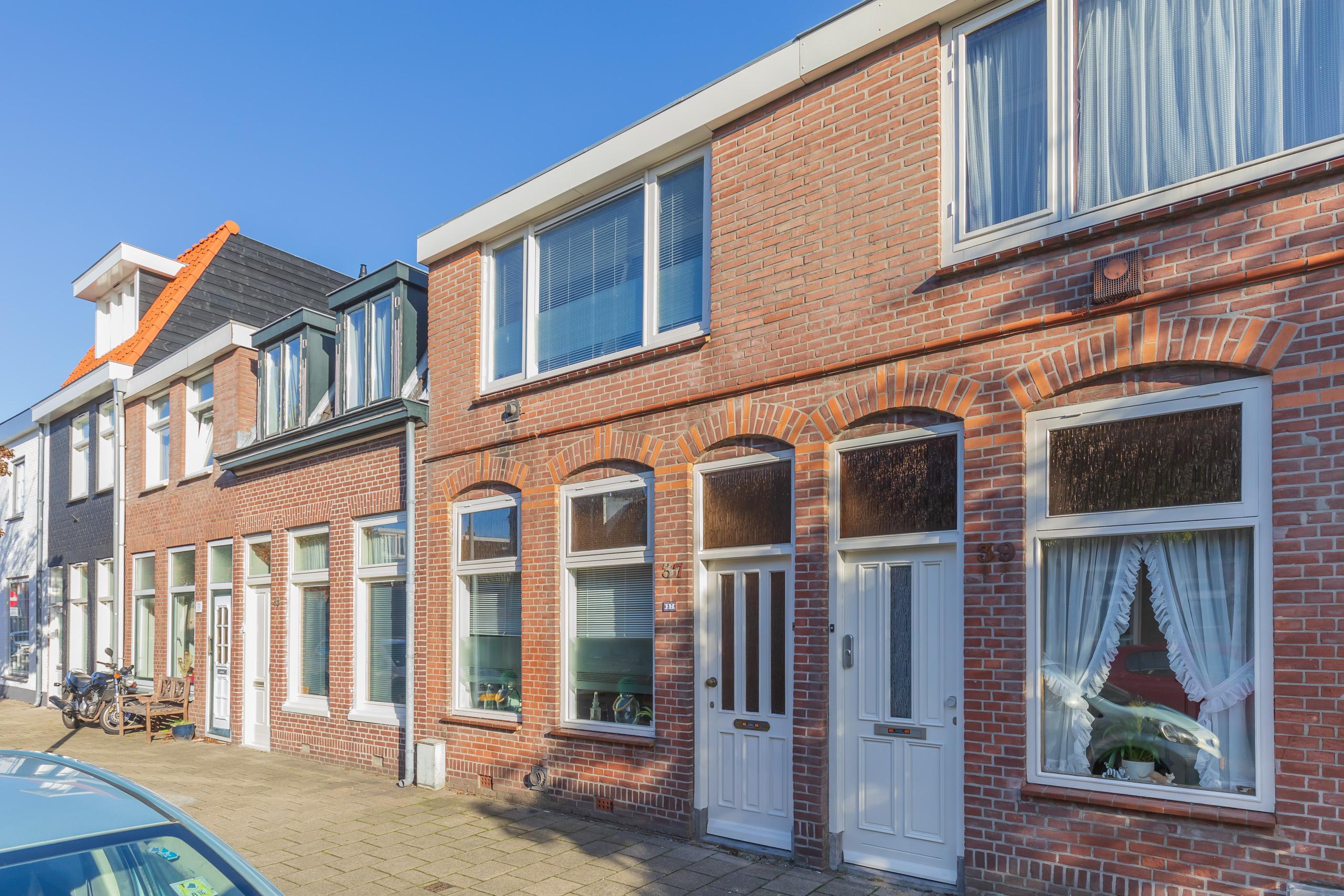 Reitzstraat, Haarlem