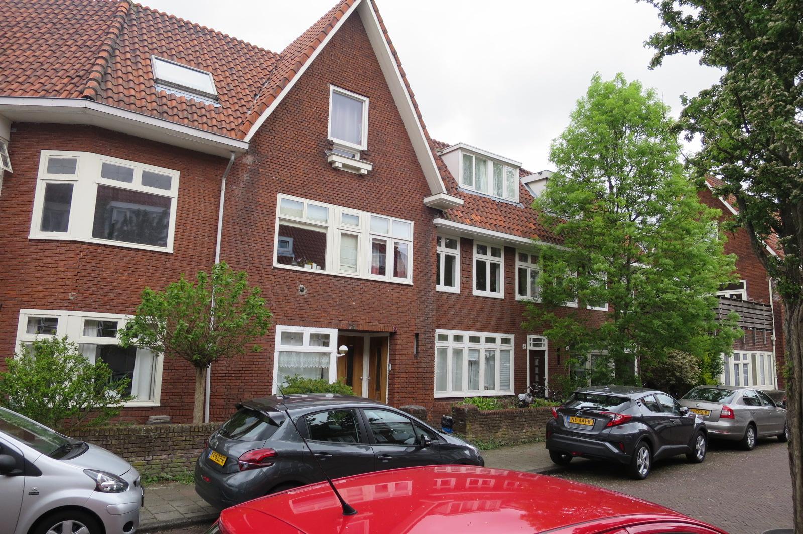 Vosmaerstraat, Haarlem