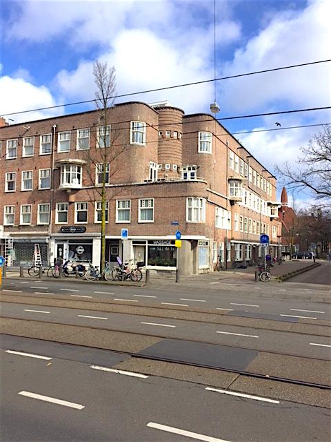 Hoofdweg, Amsterdam