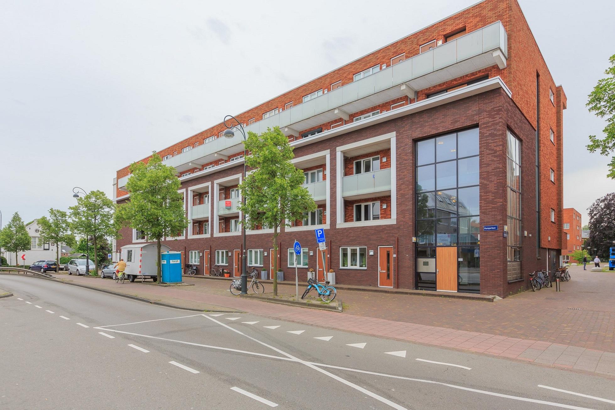 Kamperlaan, Haarlem