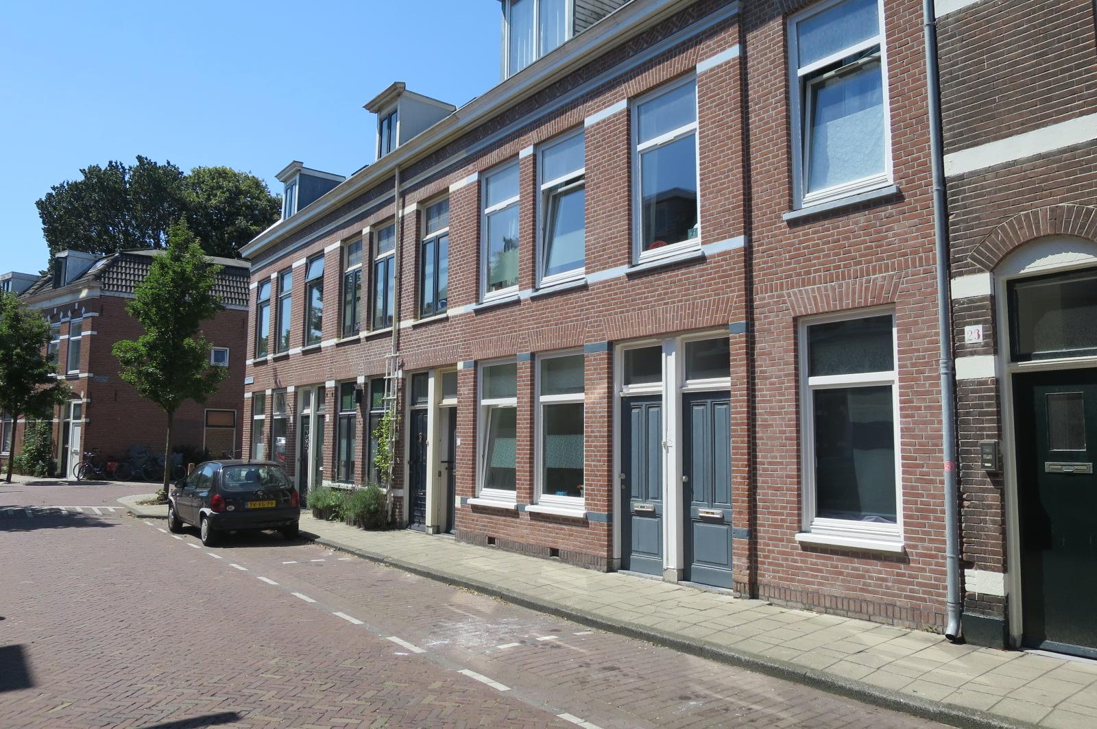 Berckheydestraat, Haarlem