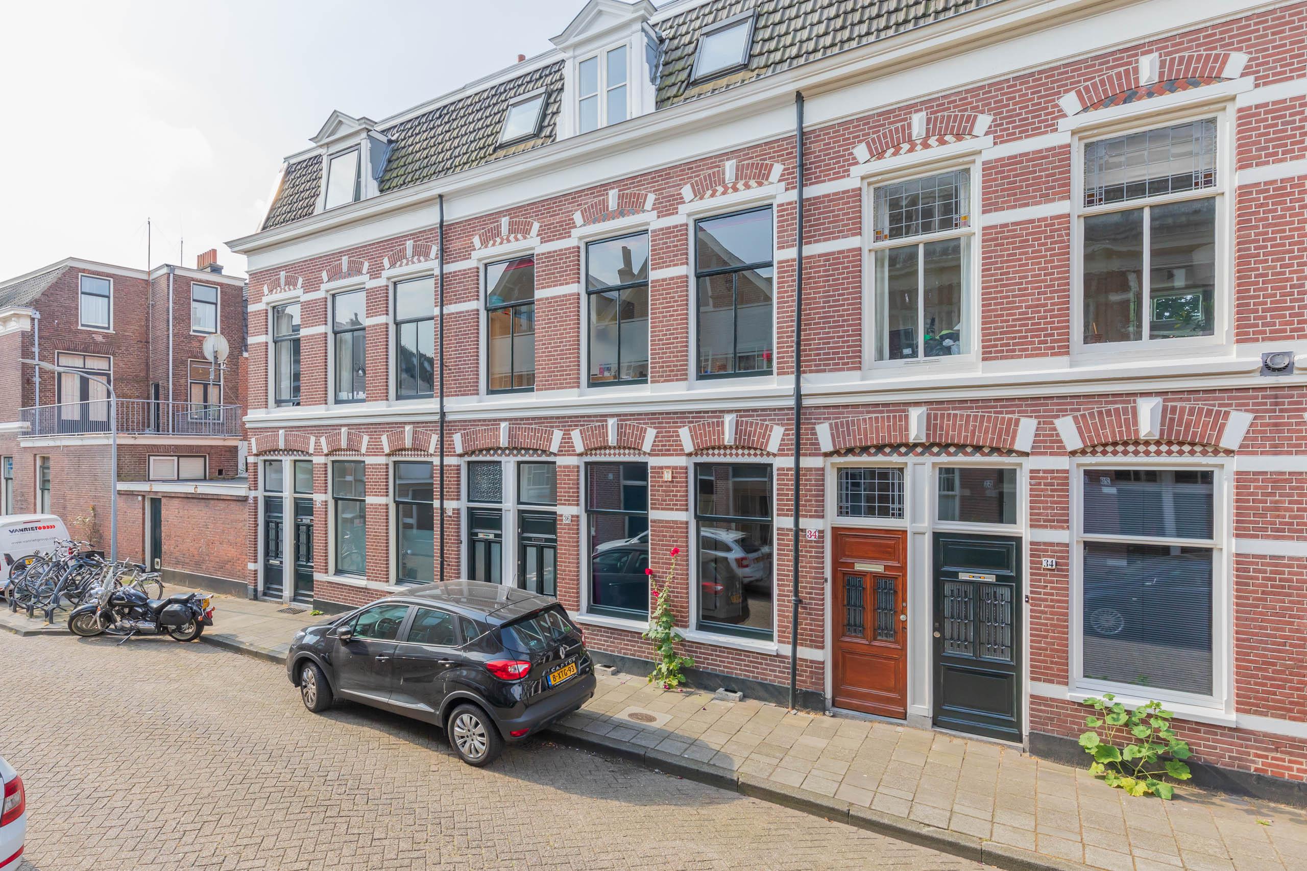 Schermerstraat, Haarlem