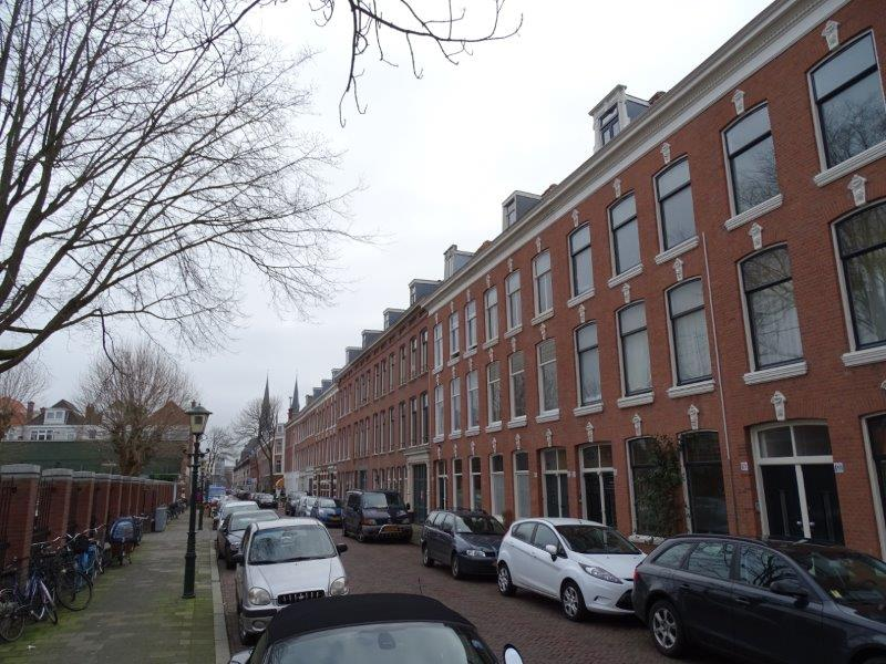 Tasmanstraat, The Hague