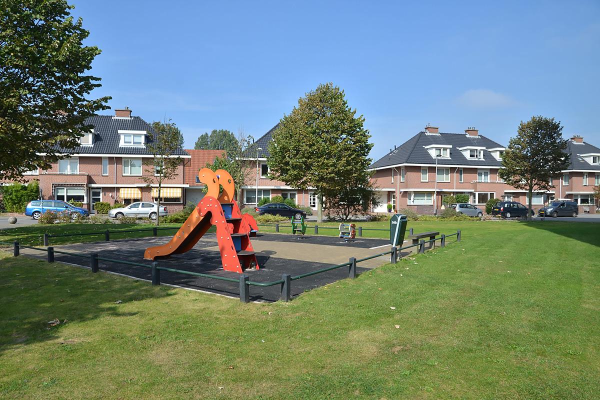 Parnassia, Katwijk