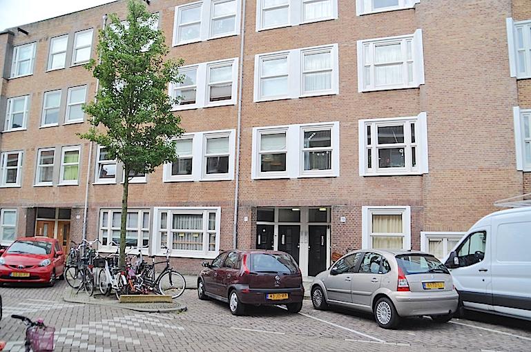 Hudsonstraat, Amsterdam