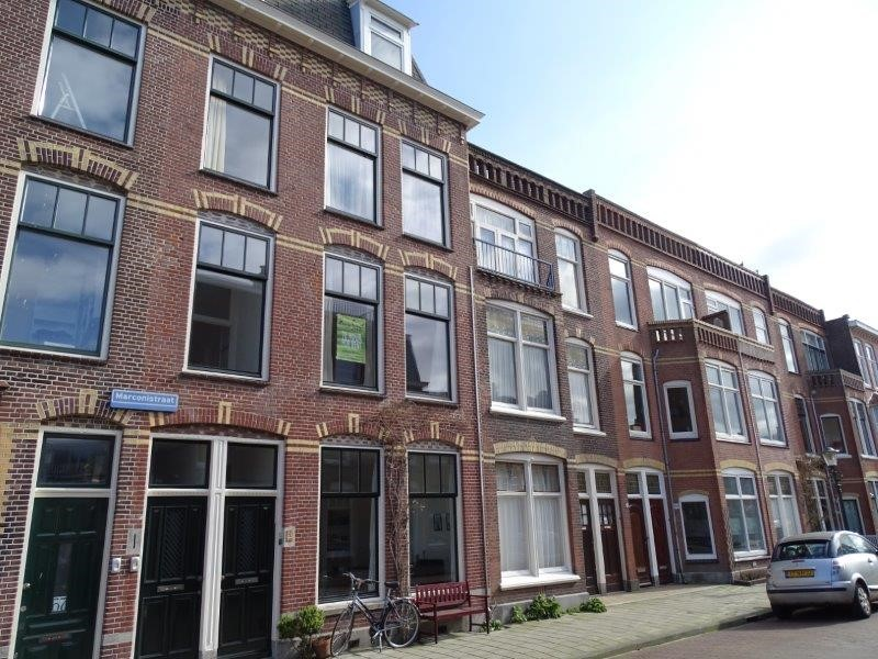 Marconistraat, The Hague