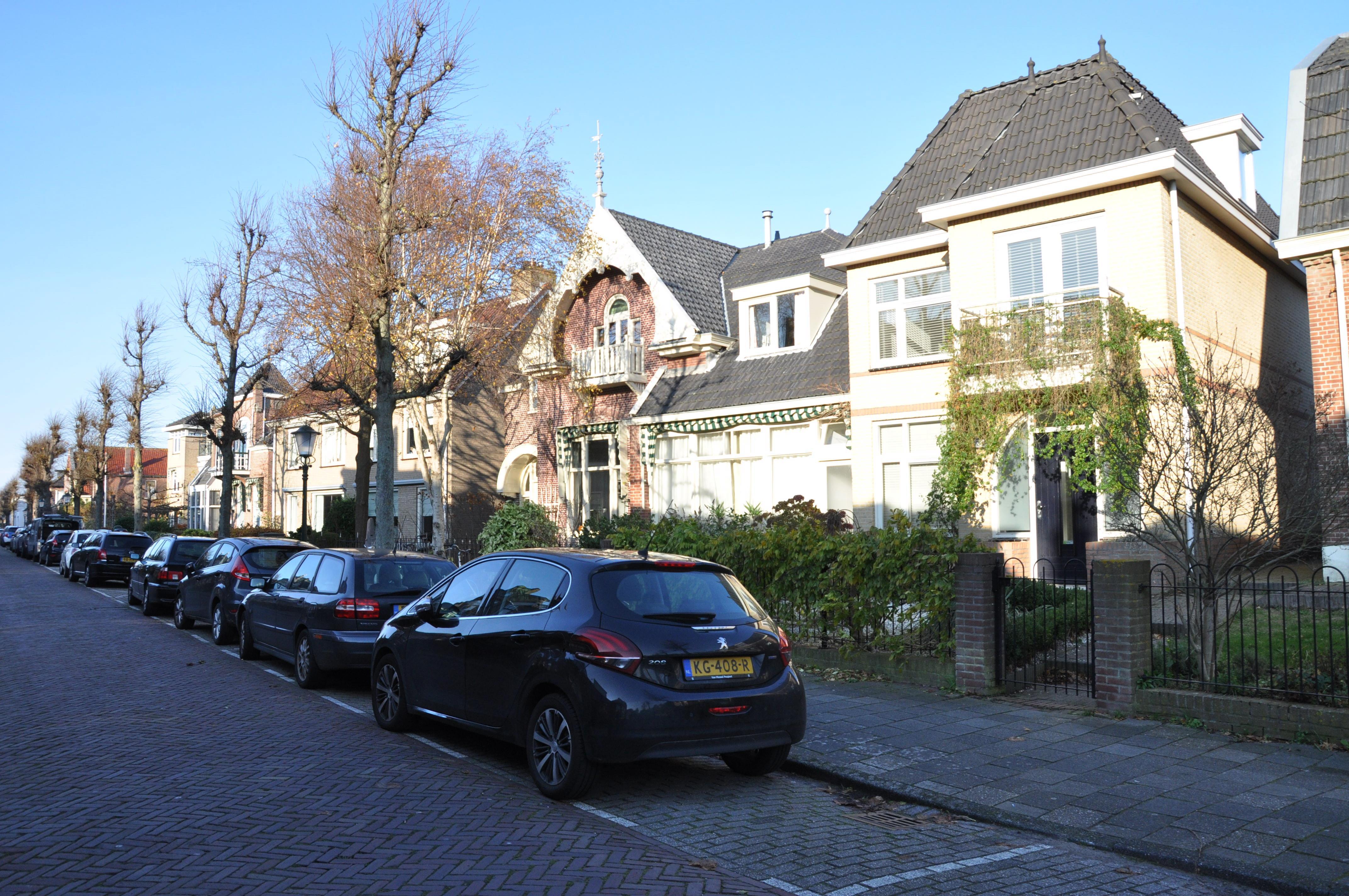 Wilhelminastraat 32A, Noordwijk