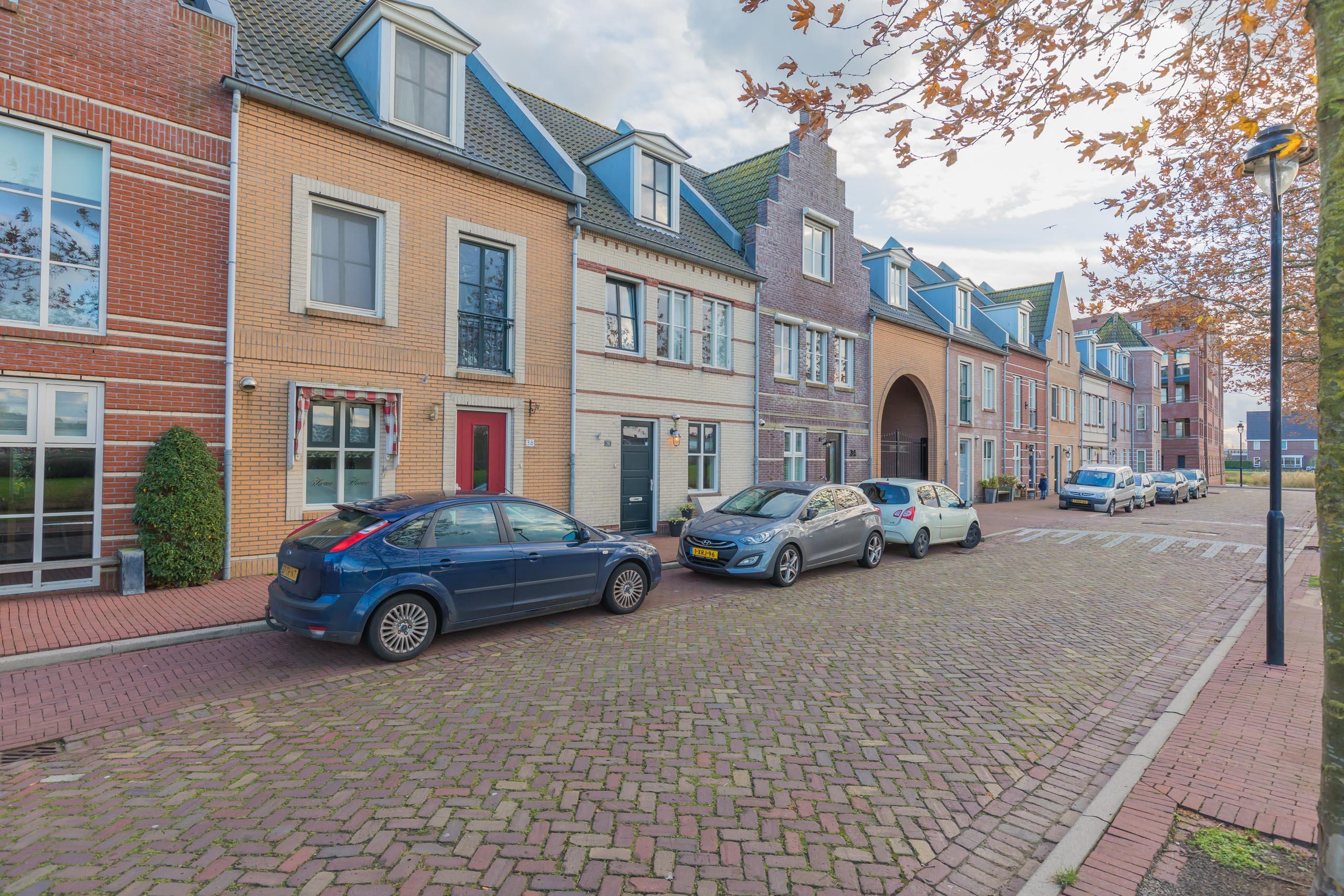 Steenhouwerskwartier, Heemskerk