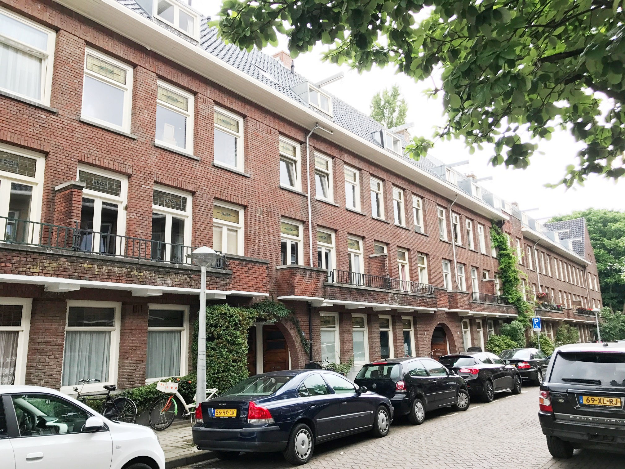Wijsmullerstraat, Amsterdam