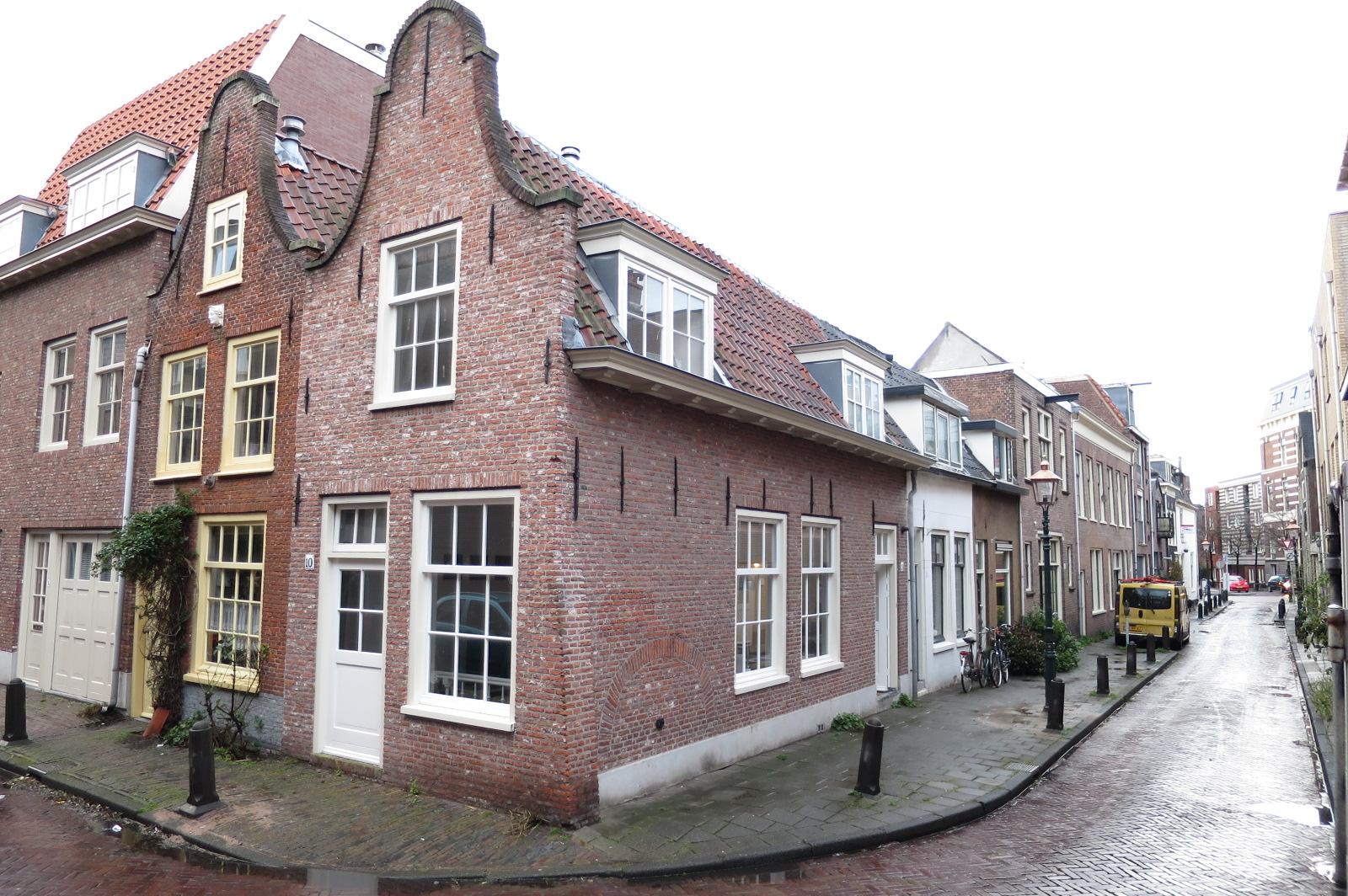 Korte Margarethastraat, Haarlem