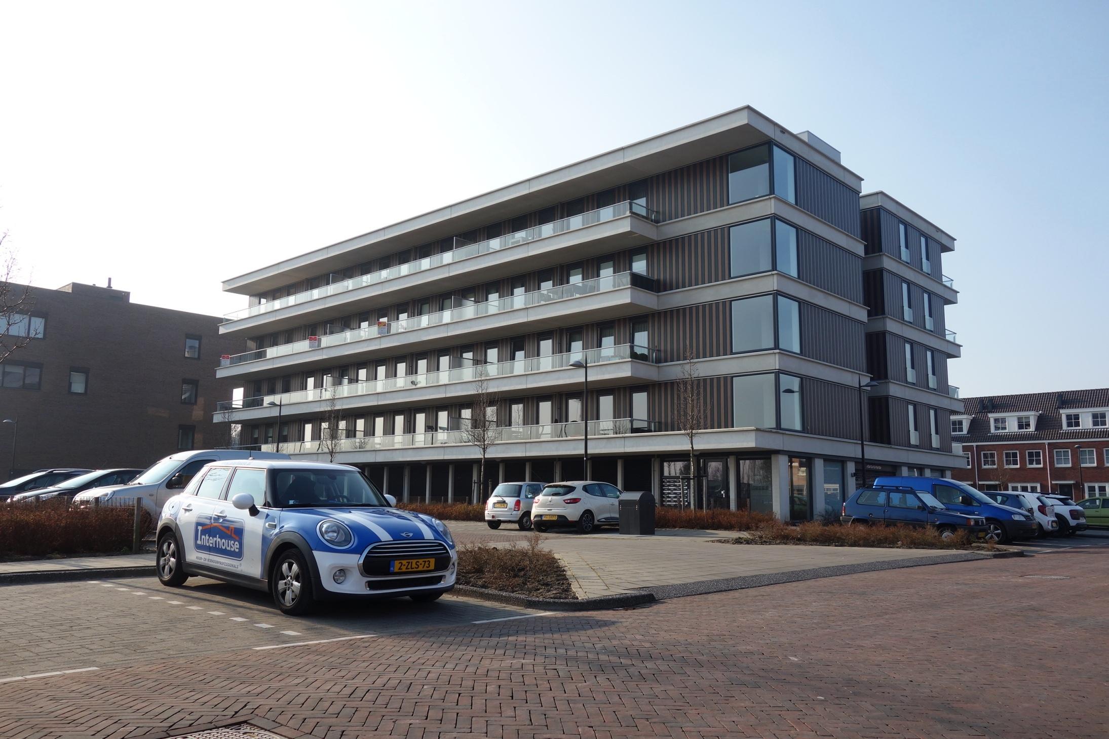 Jan de Ridderstraat, Noordwijk