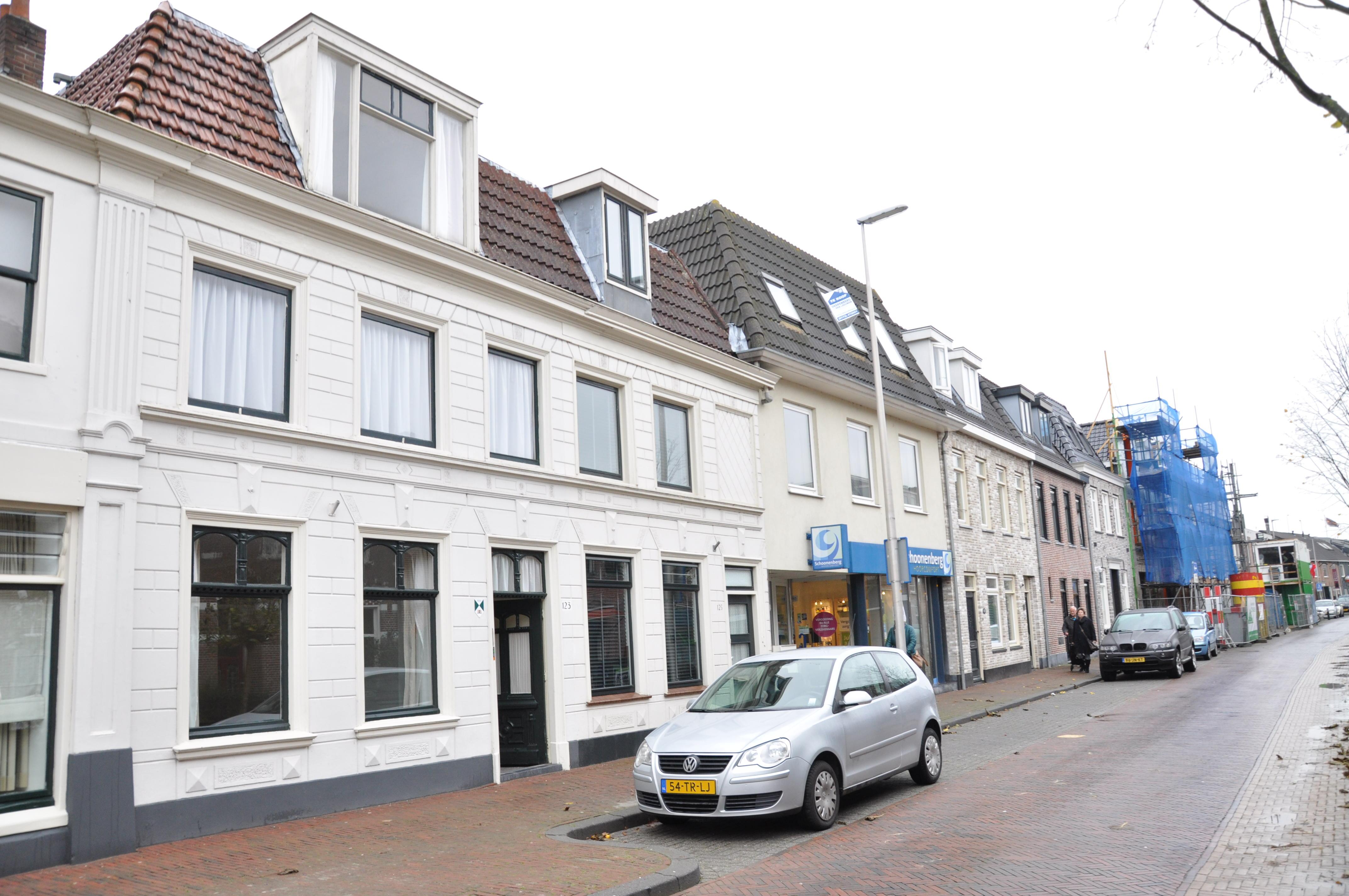 Hooftstraat 123, Alphen Aan Den Rijn