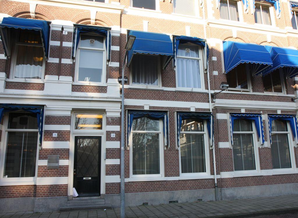 mauritsstraat, Haarlem
