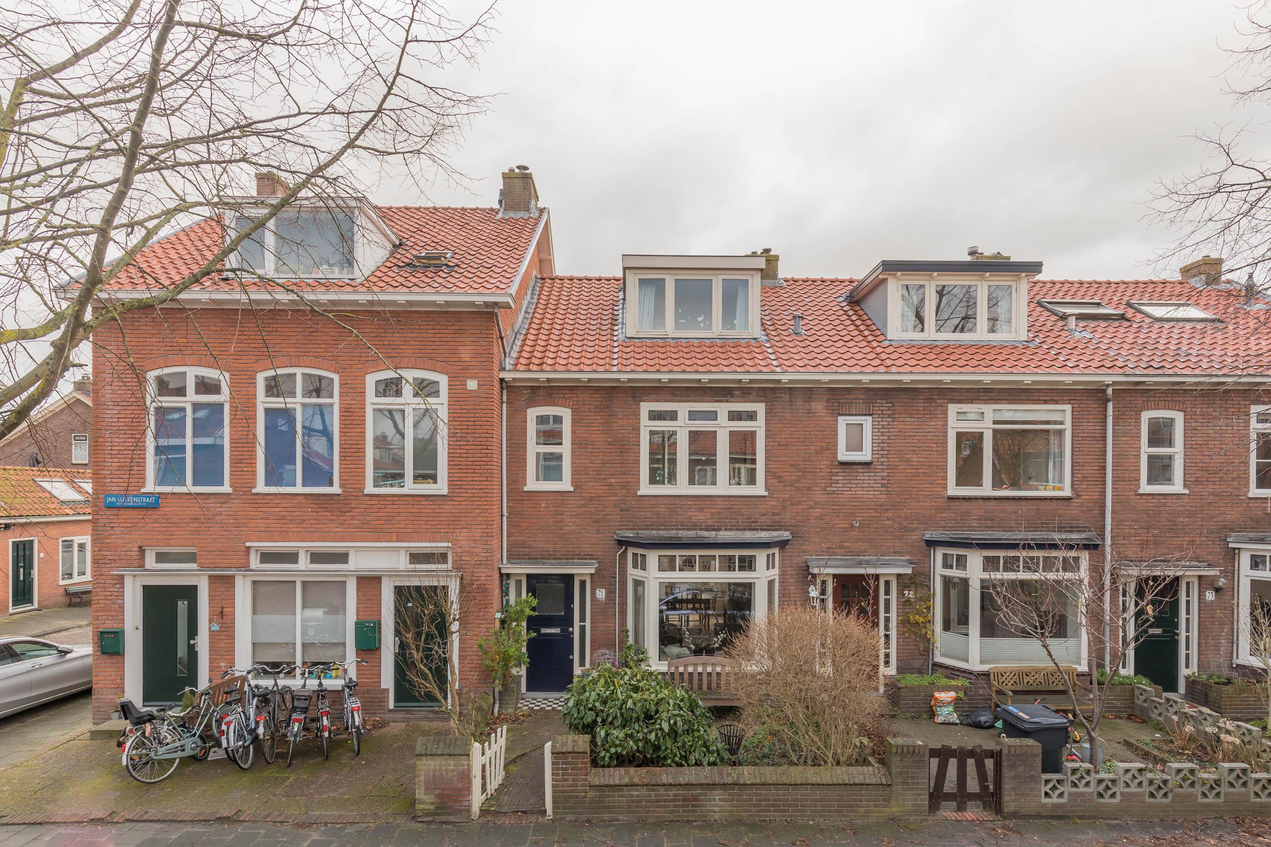 Jan Luykenstraat, Haarlem