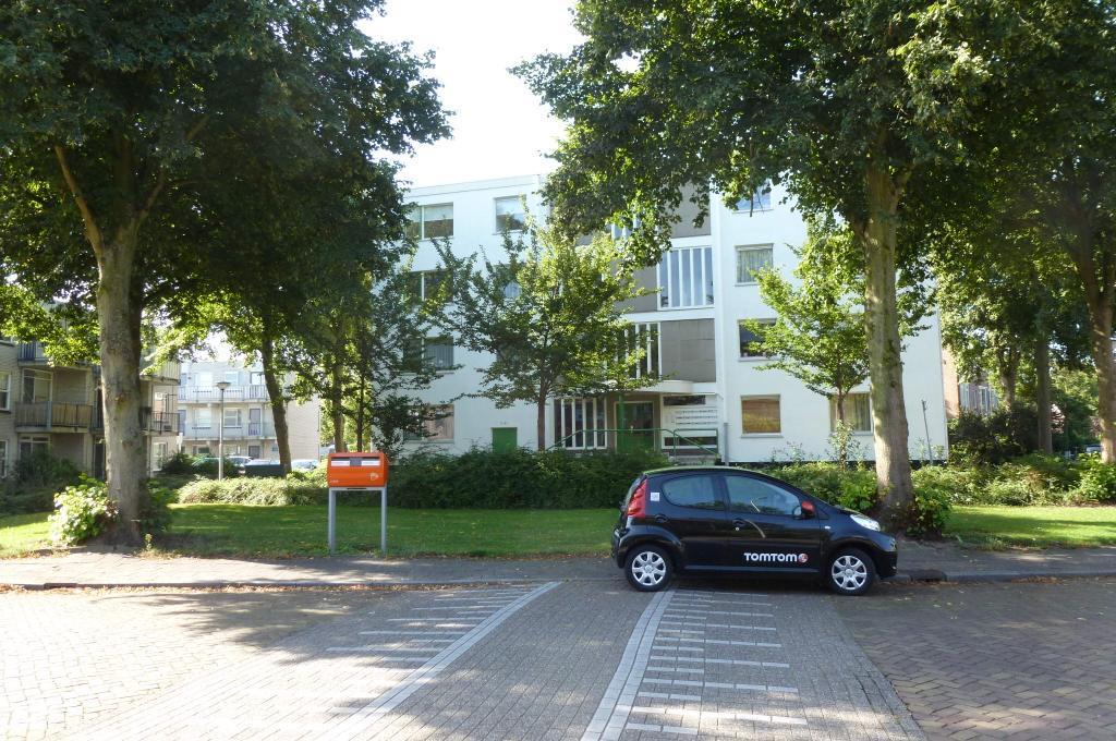 Maerten Trompstraat, Hillegom