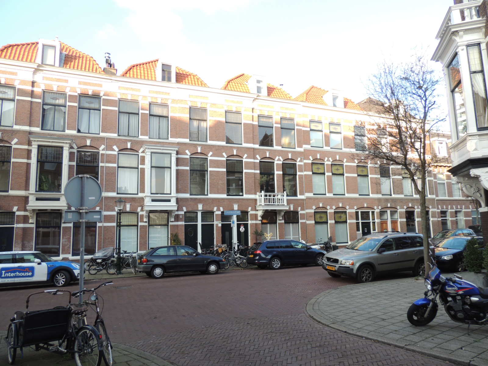 Columbusstraat, The Hague