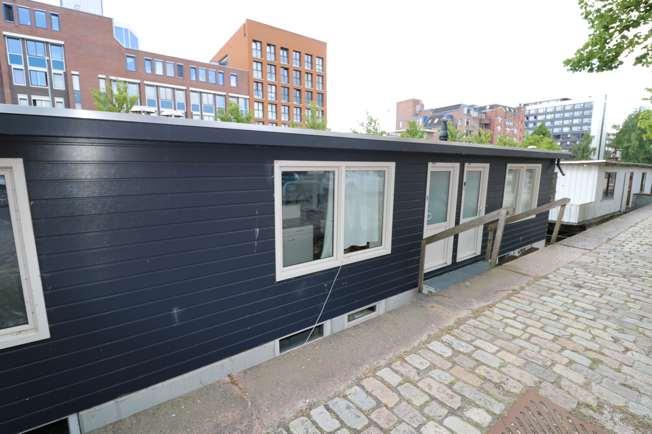 Eendrachtslkade, Groningen