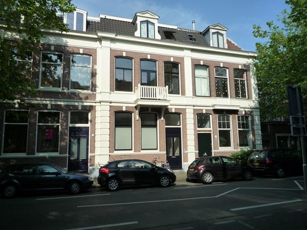 Frans Halsstraat, Haarlem