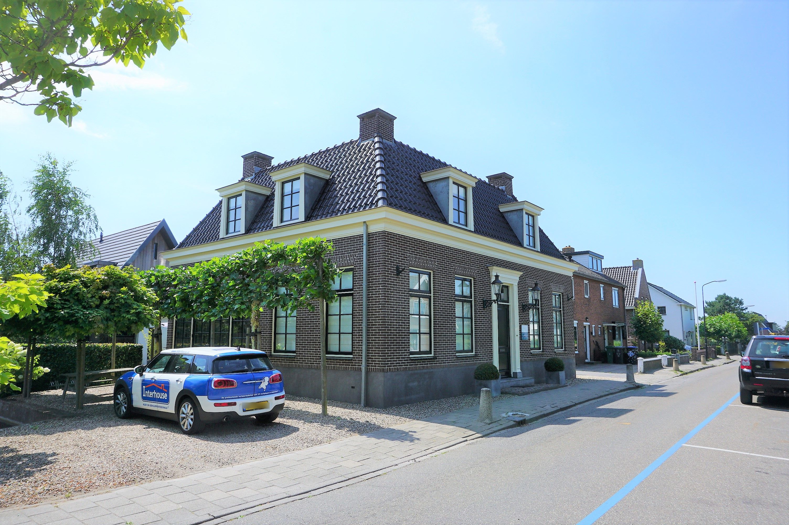 Achterbos, Amsterdam