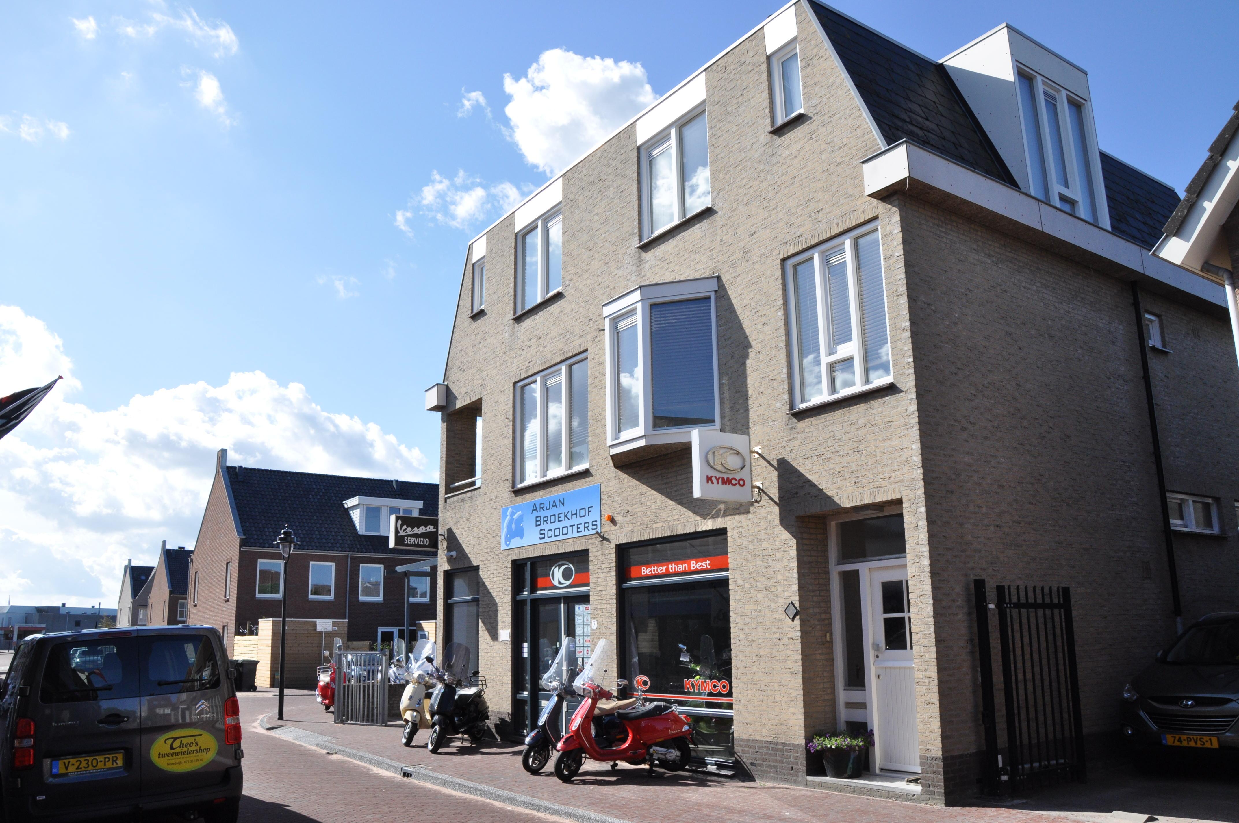 Losplaatsweg, Noordwijk