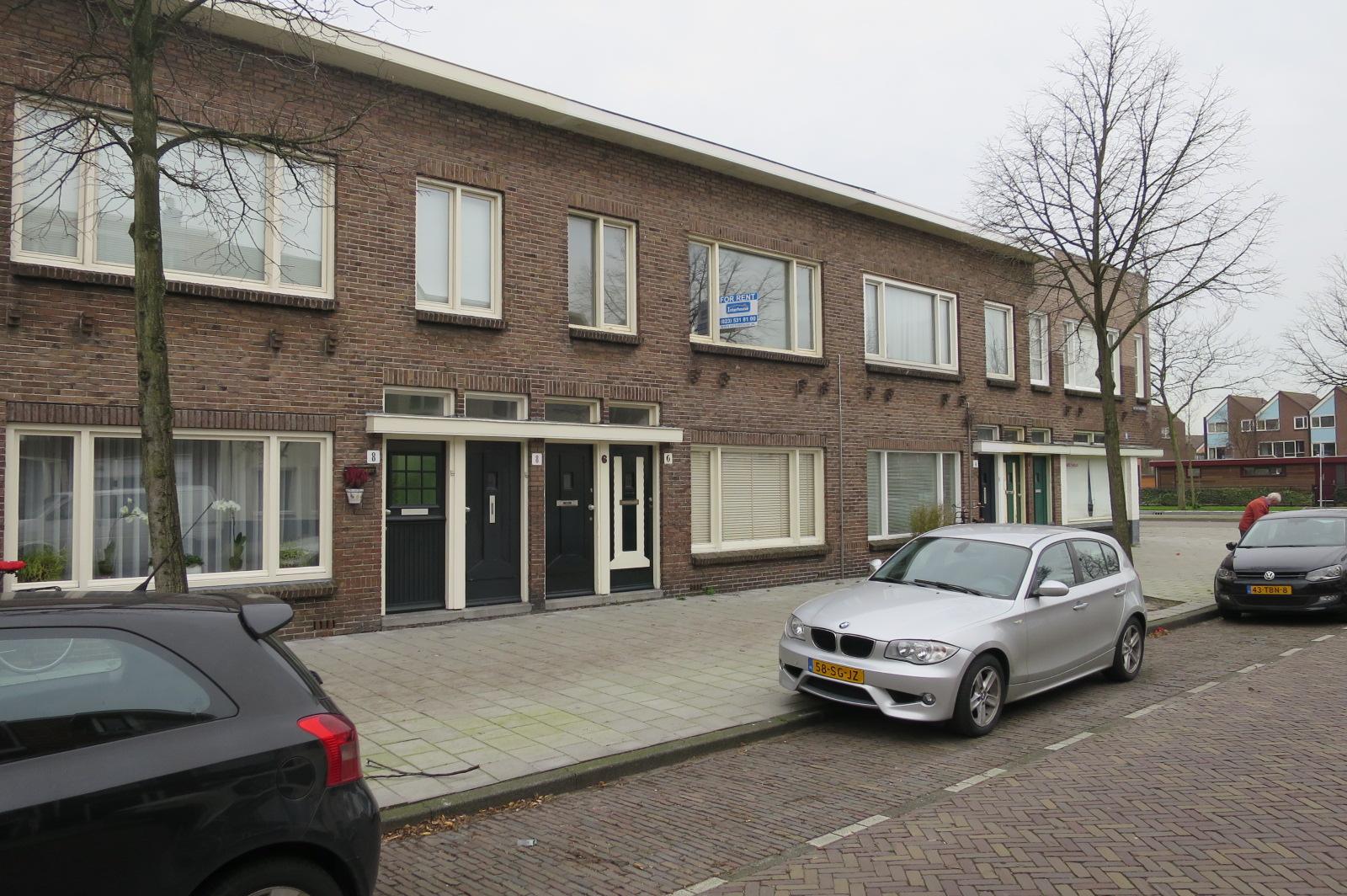 Byzantiumstraat, Haarlem