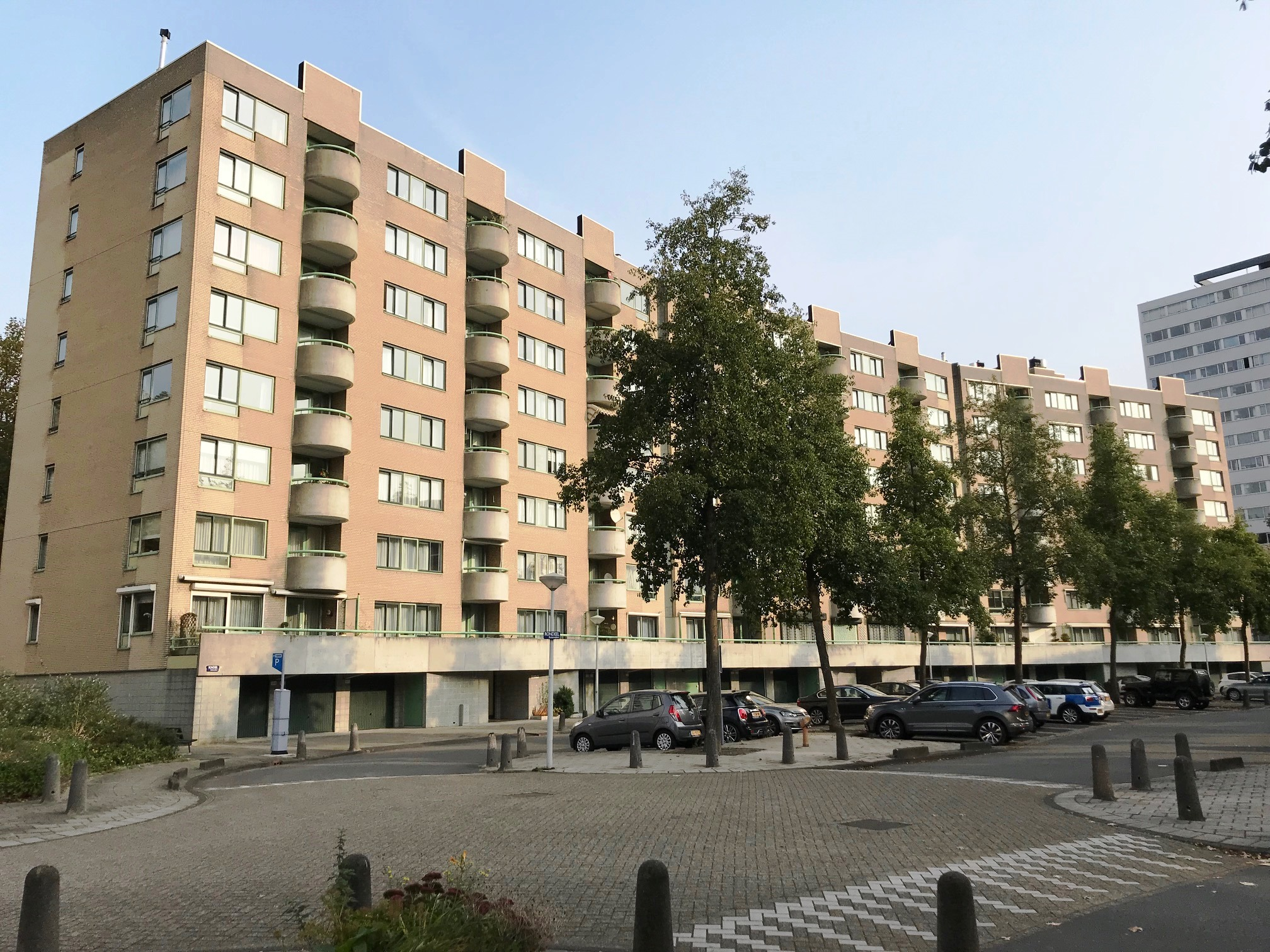 Rondeel, Amsterdam