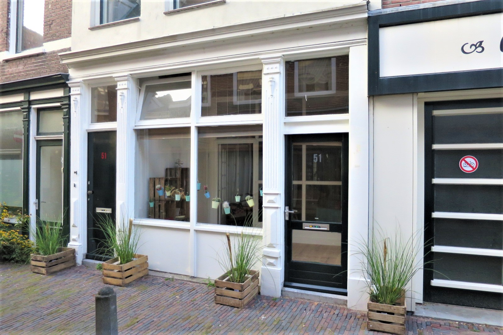 Hagestraat 51zw, Haarlem