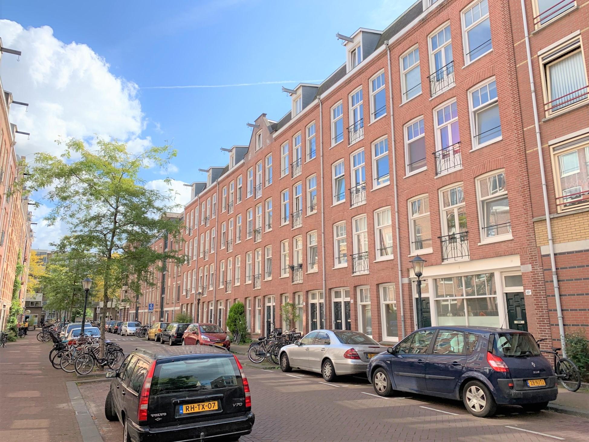 J.M. Kemperstraat, Amsterdam