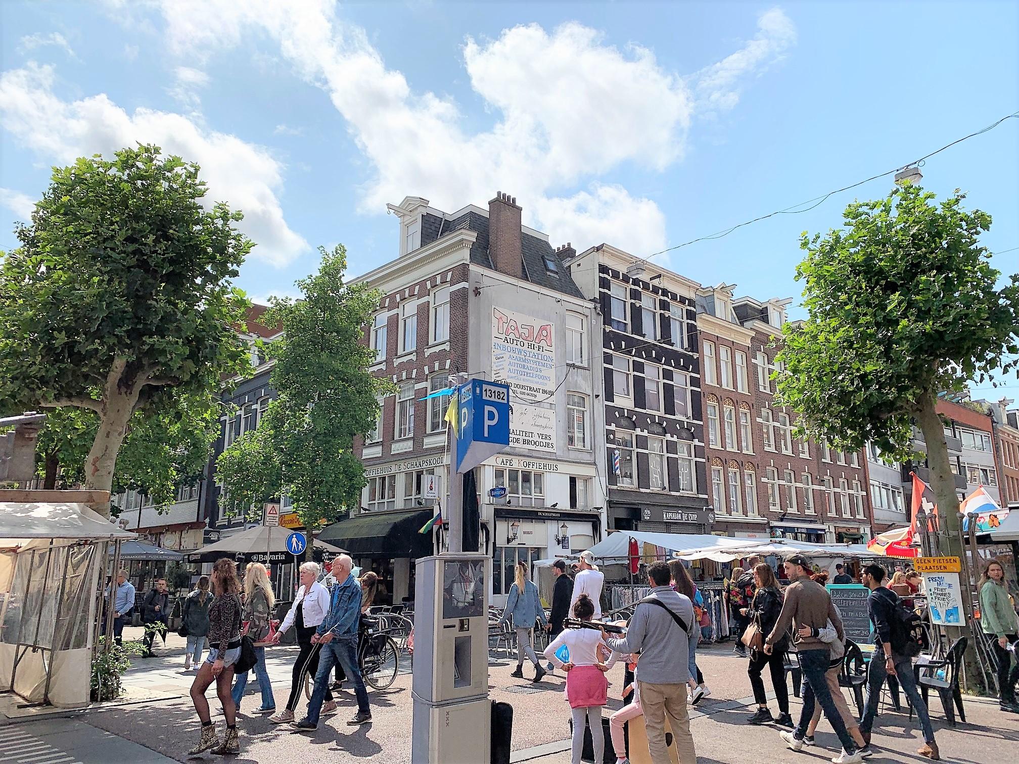 Eerste Sweelinckstraat, Amsterdam