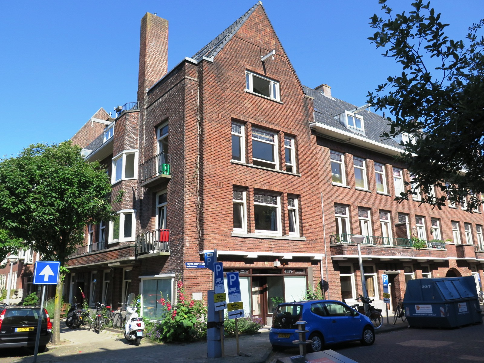 Floris Versterstraat