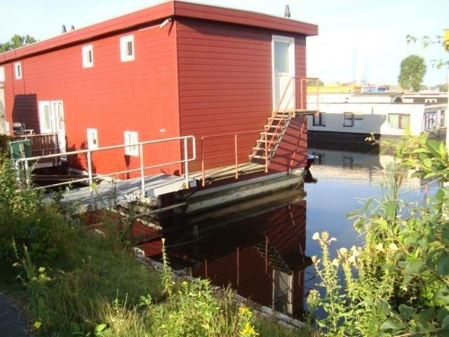 Woonschepenhaven
