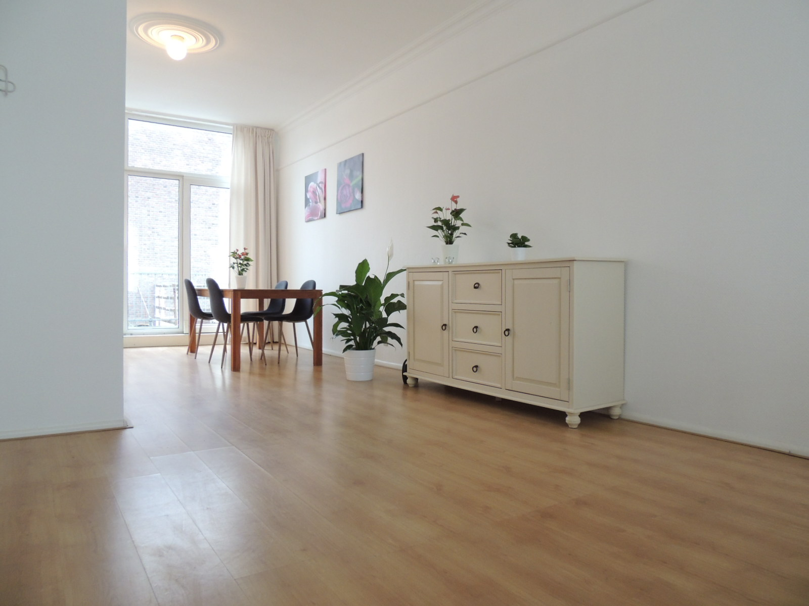 Beeklaan renovated and furnished 1Br apartment with terrace
