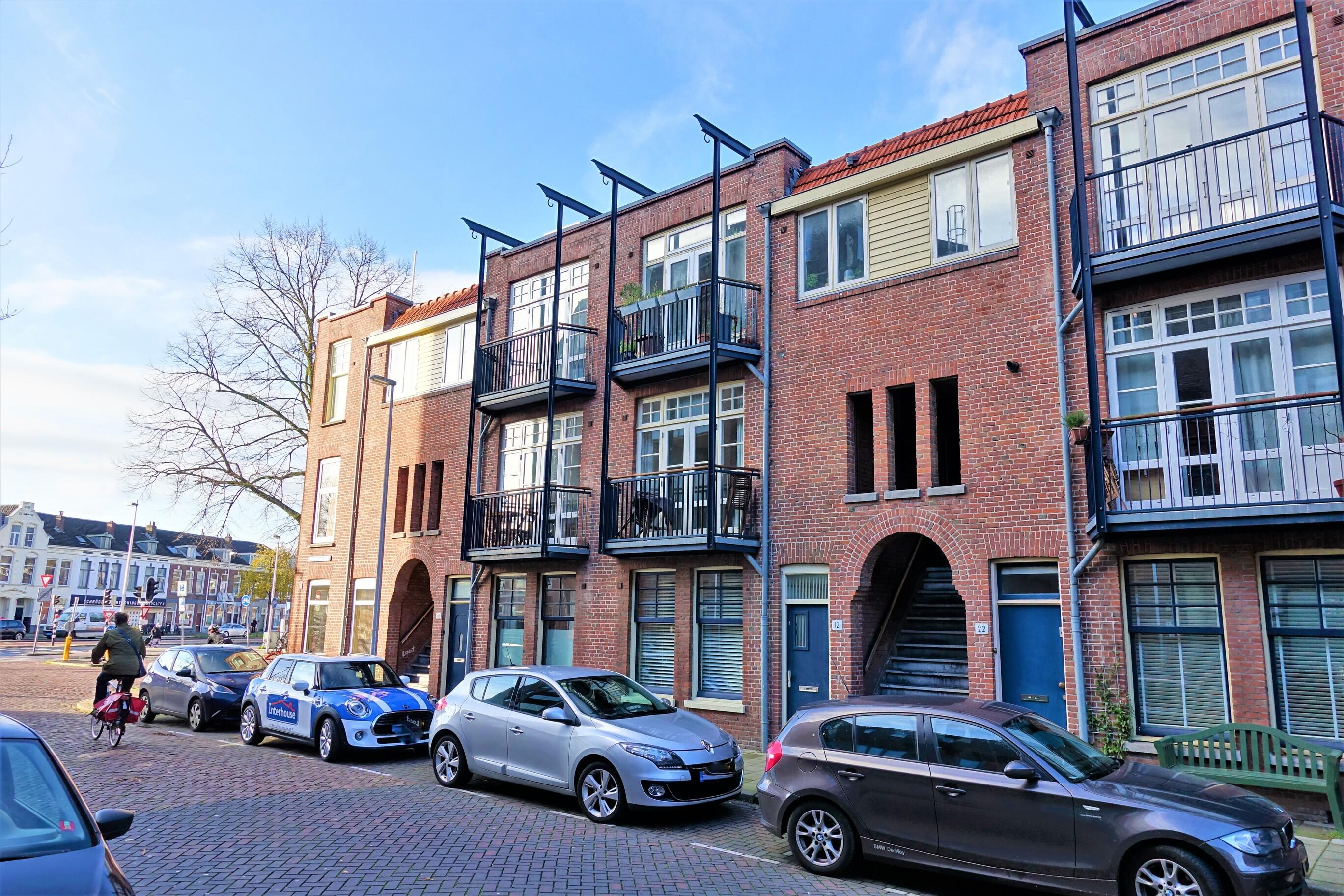 Busken Huetstraat 14, Utrecht