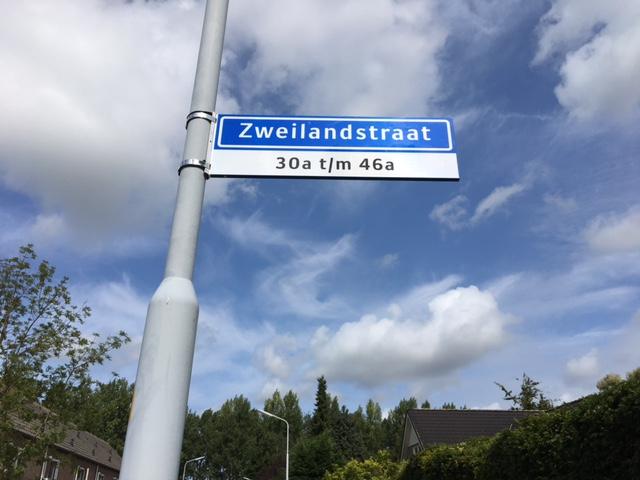 Zweilandstraat