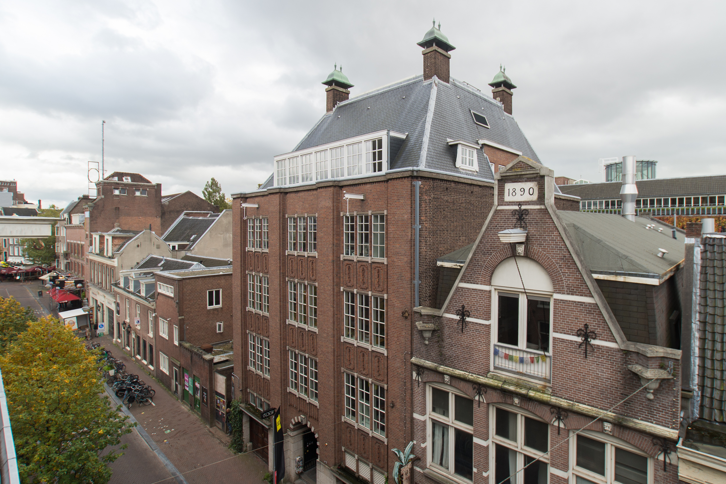 Reguliersdwarsstraat 103-4, Amsterdam