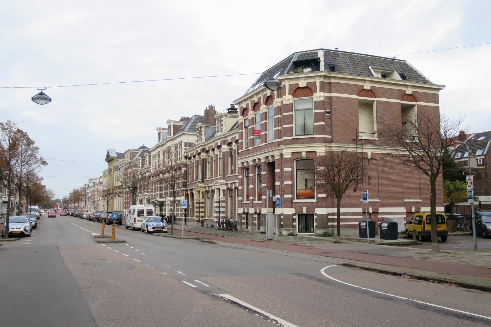Wilhelminastraat, Haarlem