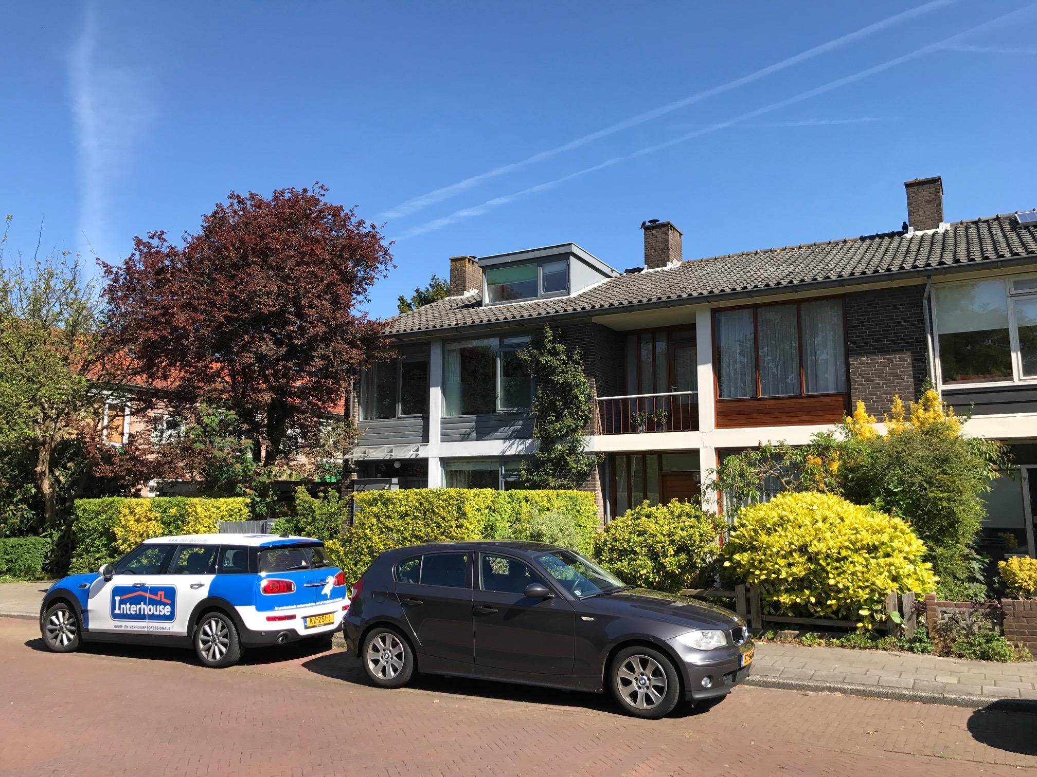 Haagbeuklaan, Amsterdam