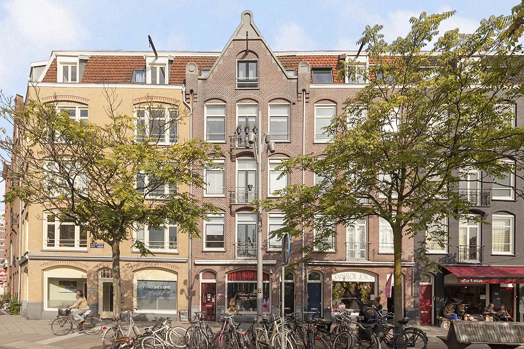 Hugo de Grootplein, Amsterdam
