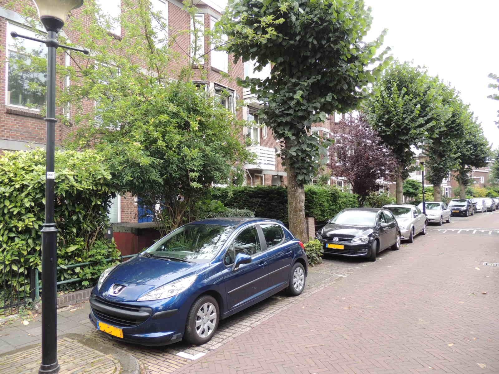 Verhagen Metmanstraat, The Hague