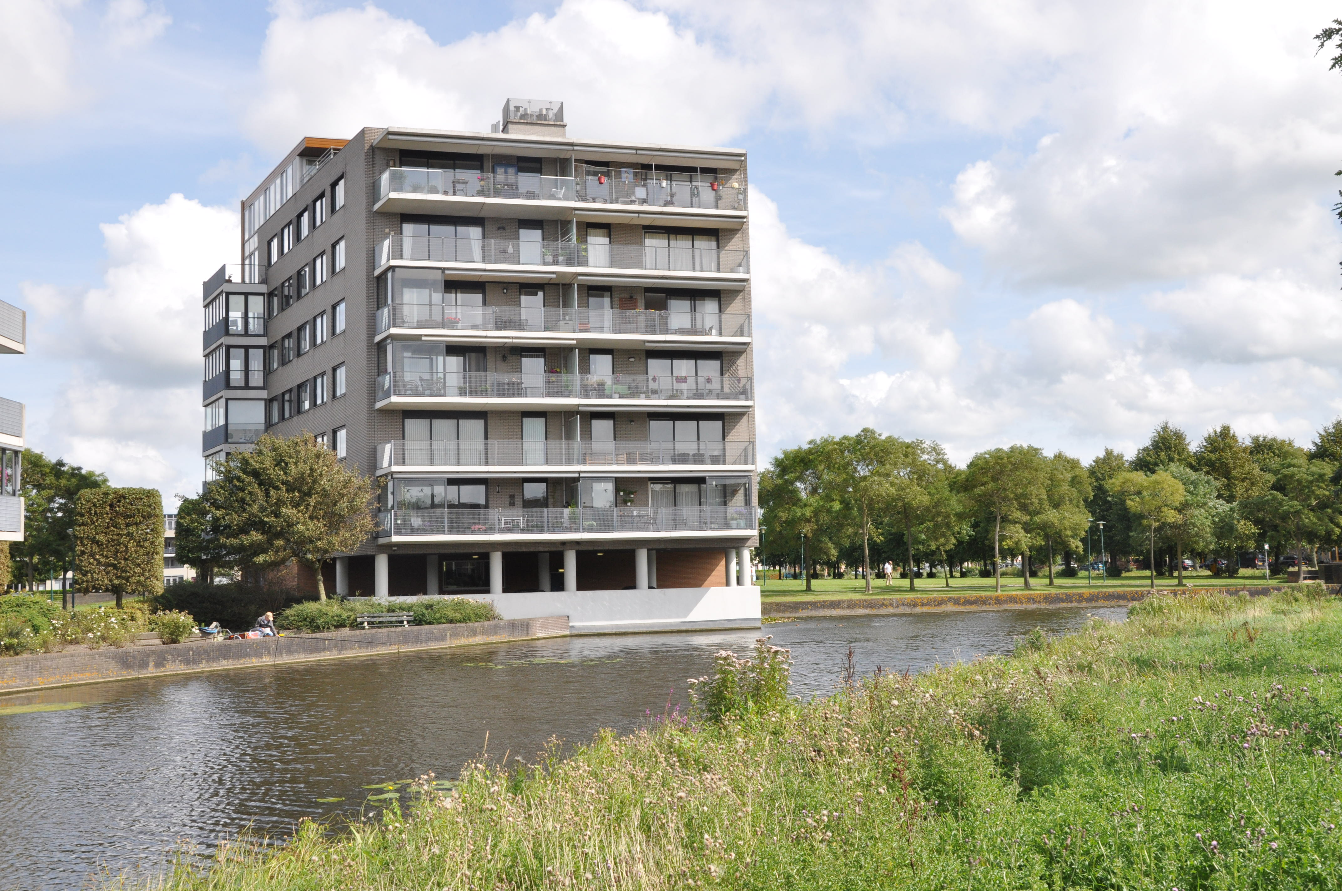Mien Ruyspark, Oegstgeest