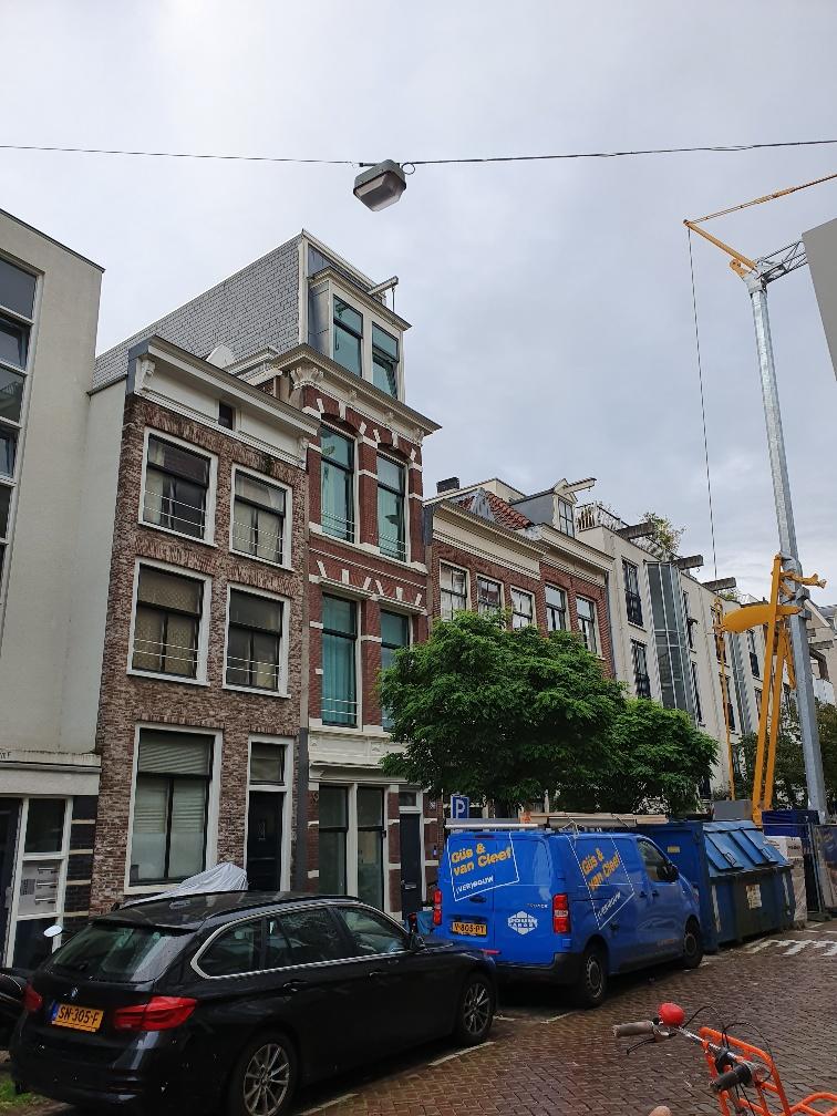 Kerkstraat 366 D, Amsterdam