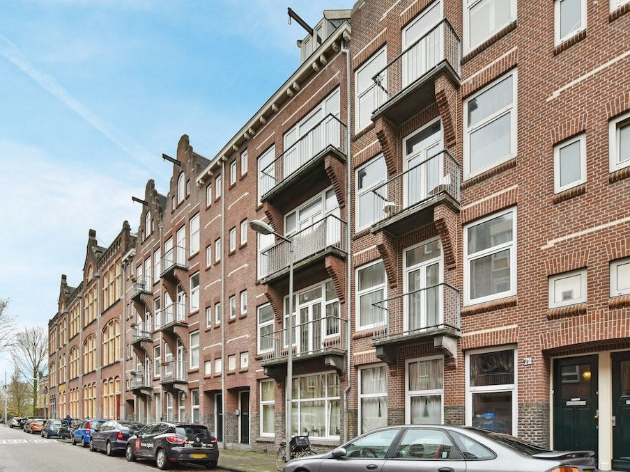Tweede Boerhaavestraat, Amsterdam