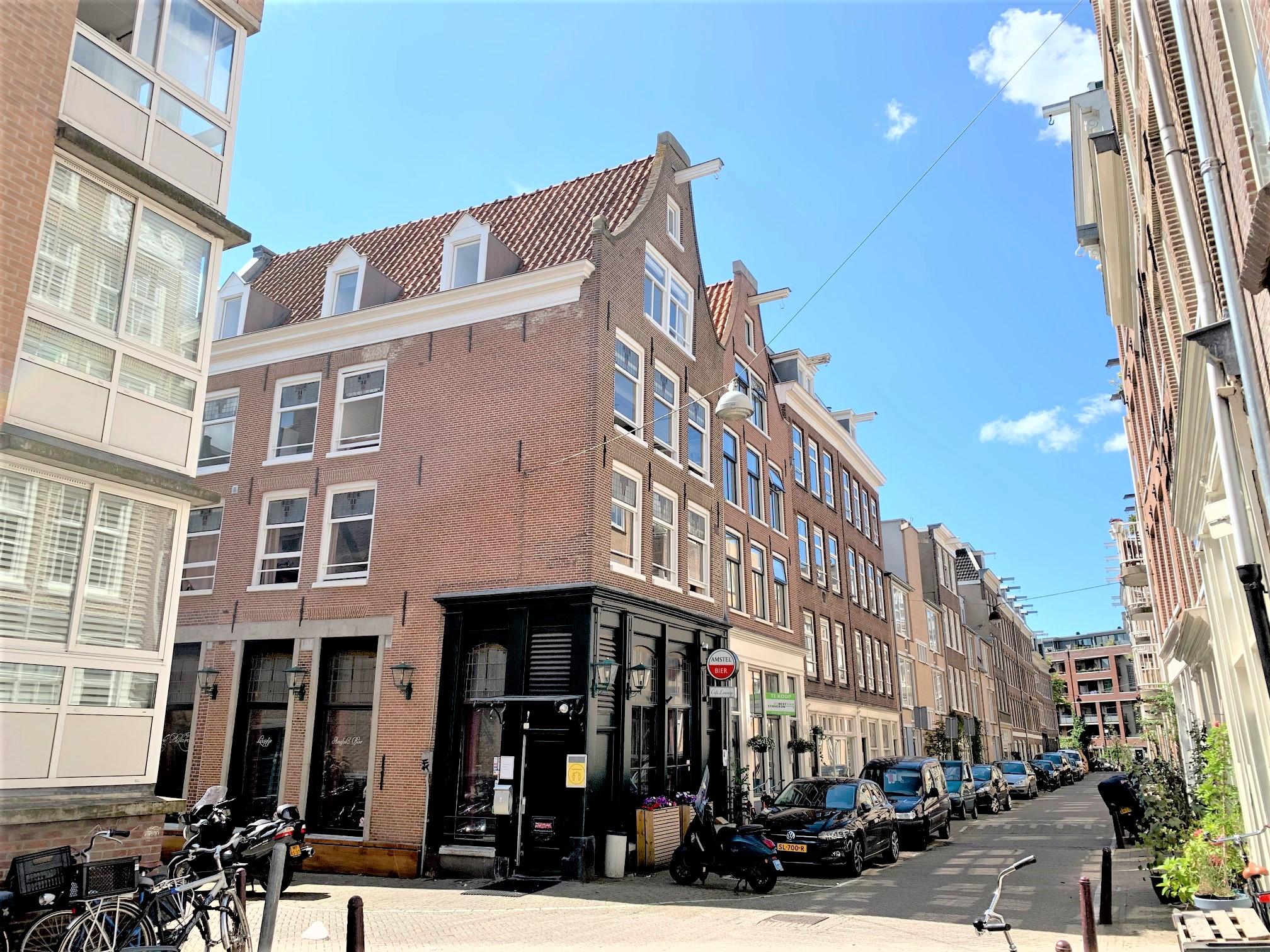 Derde Goudsbloemdwarsstraat, Amsterdam