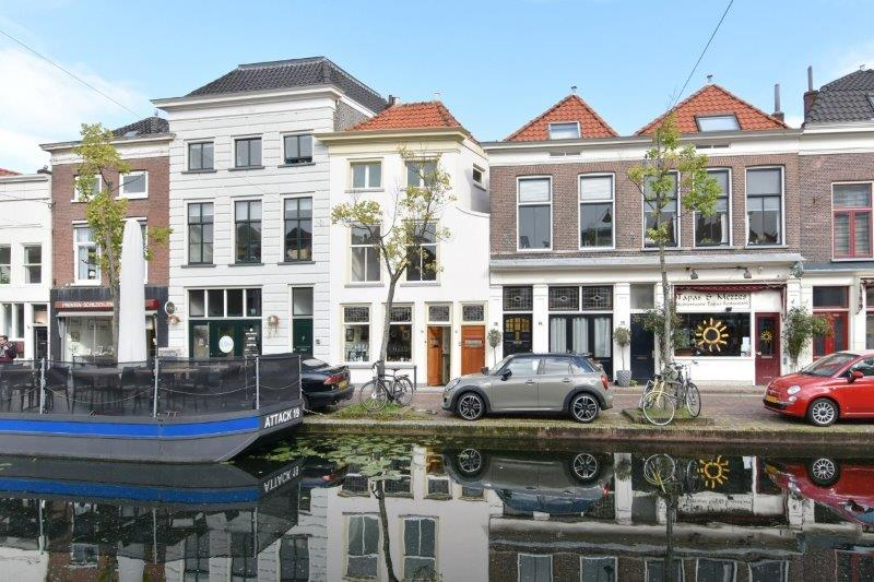 Vrouwjuttenland, Delft