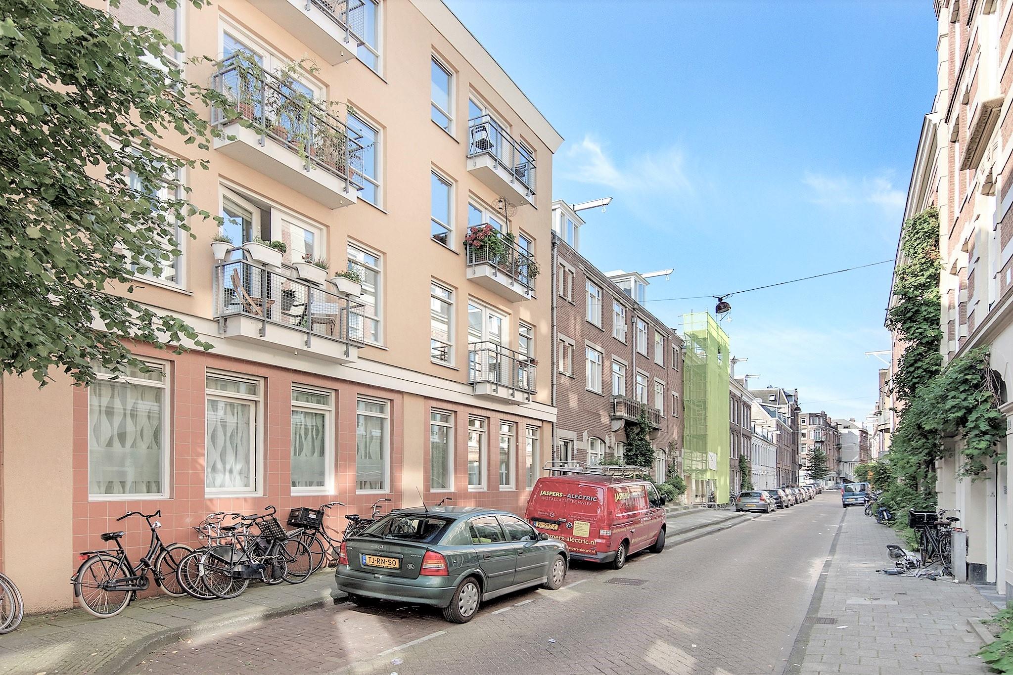 Rustenburgerdwarsstraat, Amsterdam