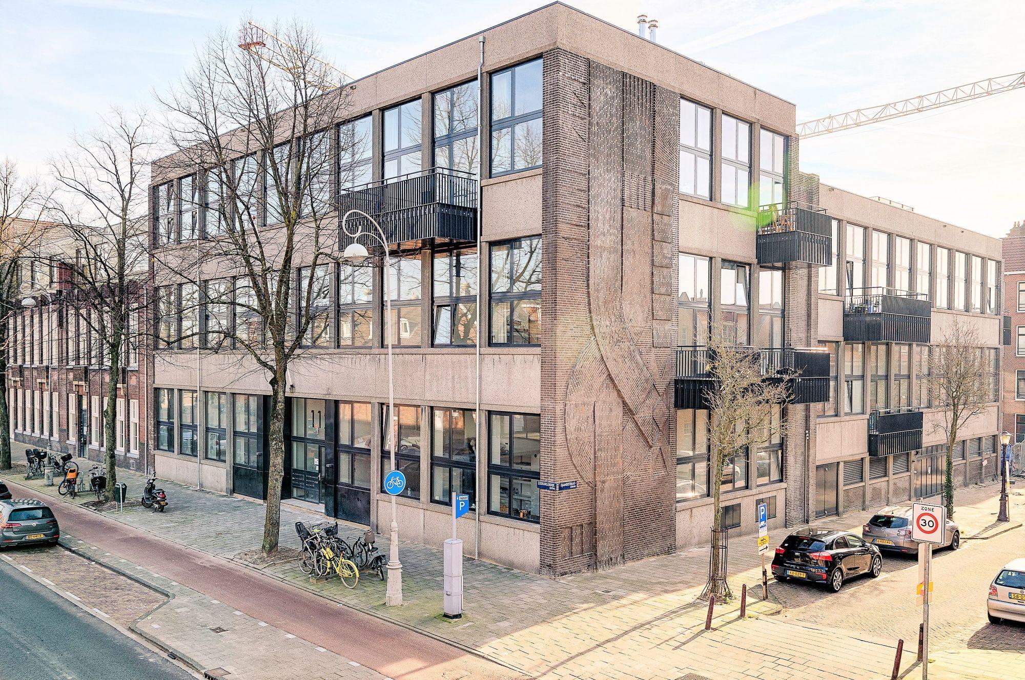 Zeeburgerdijk, Amsterdam