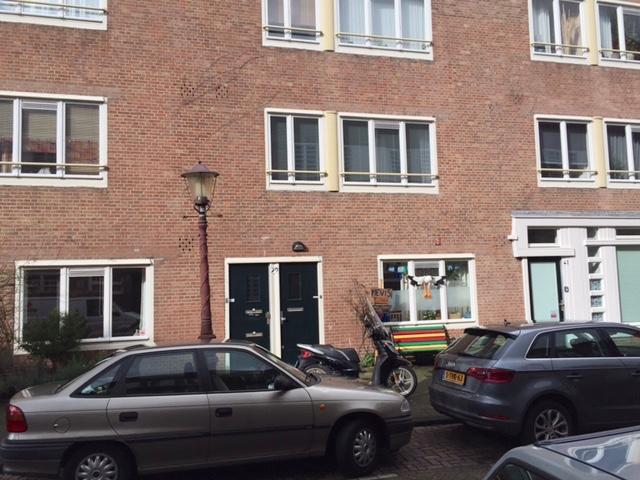 Burgemeester Tellegenstraat, Amsterdam