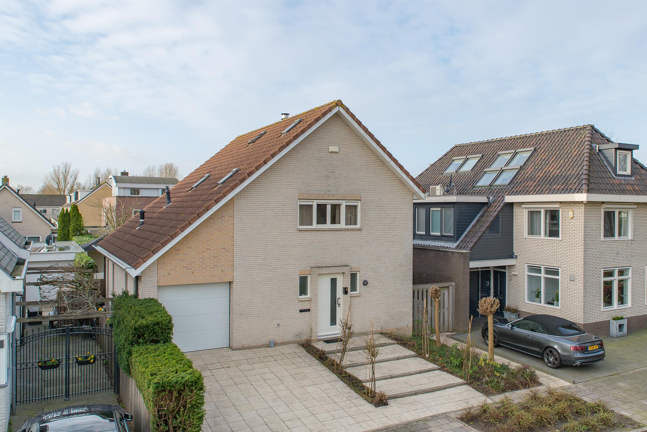 Houtwielhof, Amstelveen